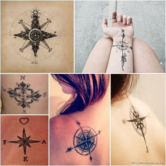 compass-tattoo-design04