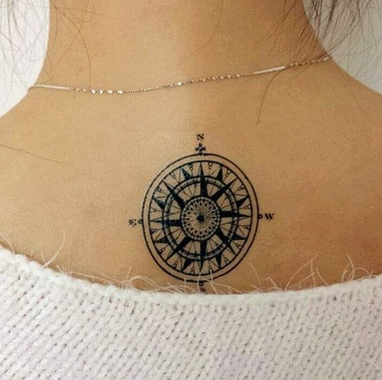compass-tattoo-design17