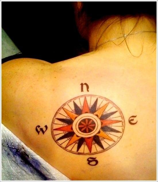 compass-tattoo-designs-12