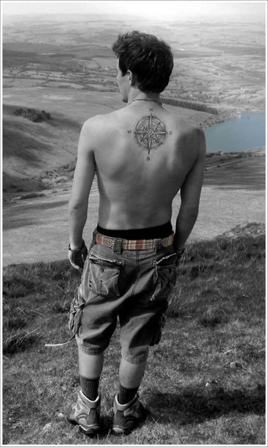 compass-tattoo-designs-22
