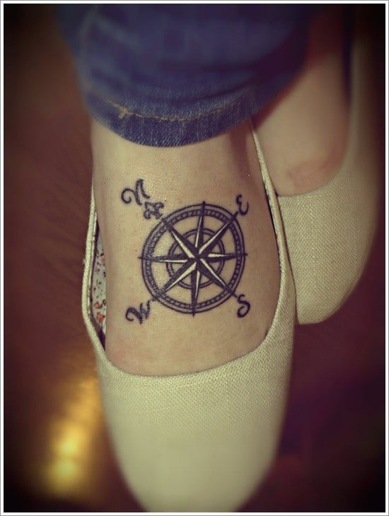 compass-tattoo-designs-6