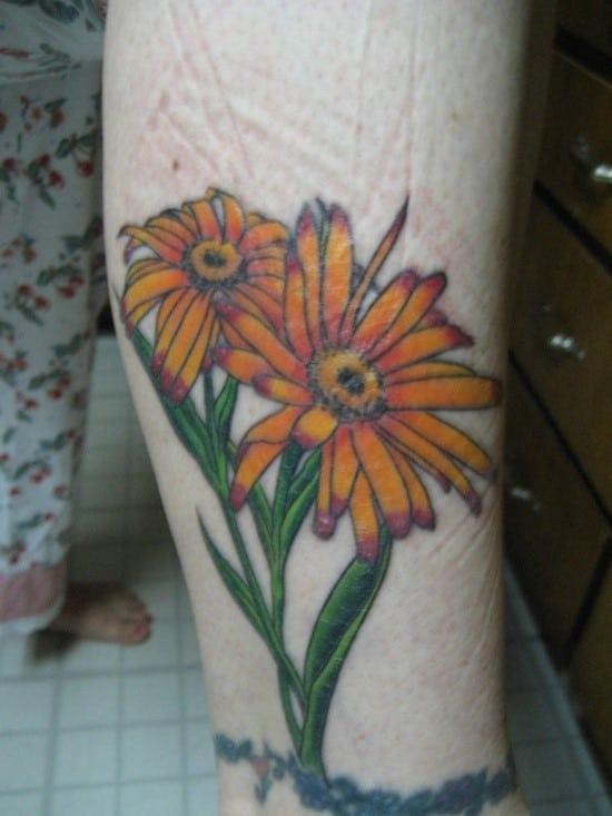 daisy-tattoo-2