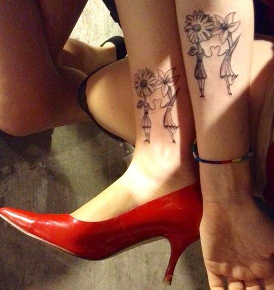 daisy-tattoo-28