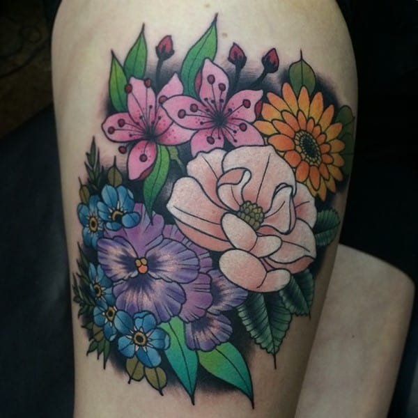daisy-tattoo-3