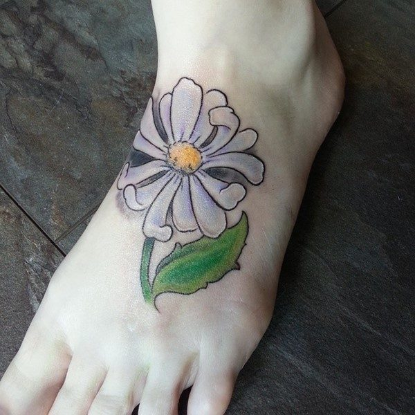 150 Small Daisy Tattoos Meanings Ultimate Guide July 2019 Part 3