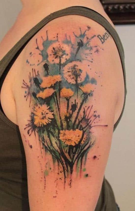 dandelion-tattoos-28