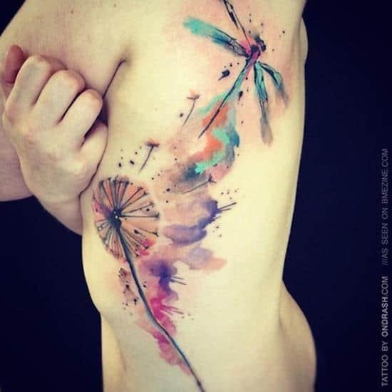 dandelion-tattoos-37
