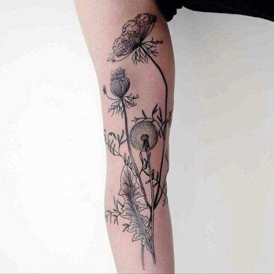 dandelion-tattoos-38