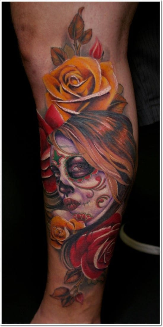 day-of-dead-tattoo-3