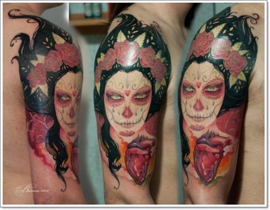 day-of-the-dead-girl-tattoo