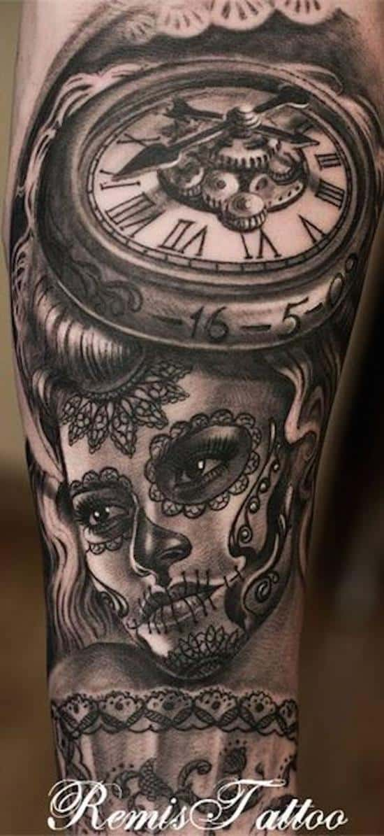 day-of-the-dead-tattoos-11