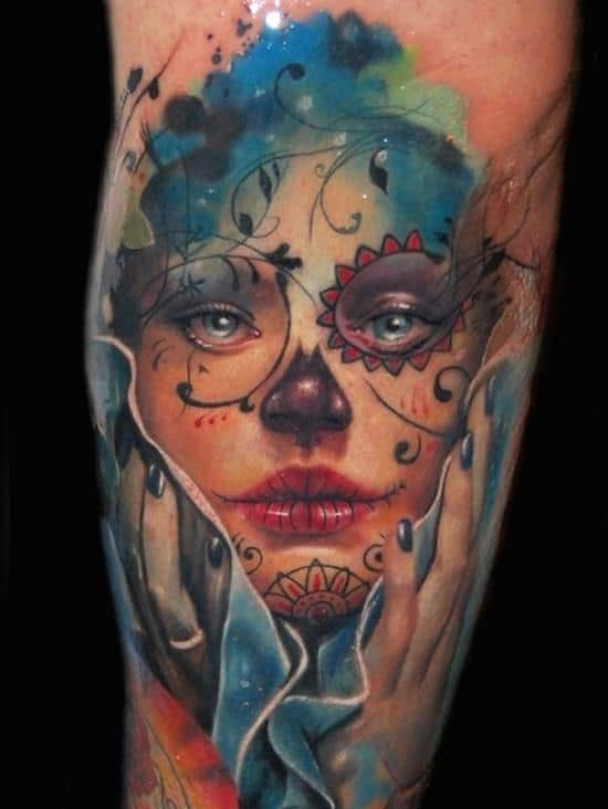 day-of-the-dead-tattoos-18