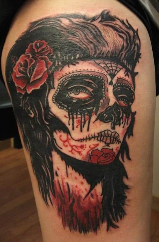 day-of-the-dead-tattoos-23