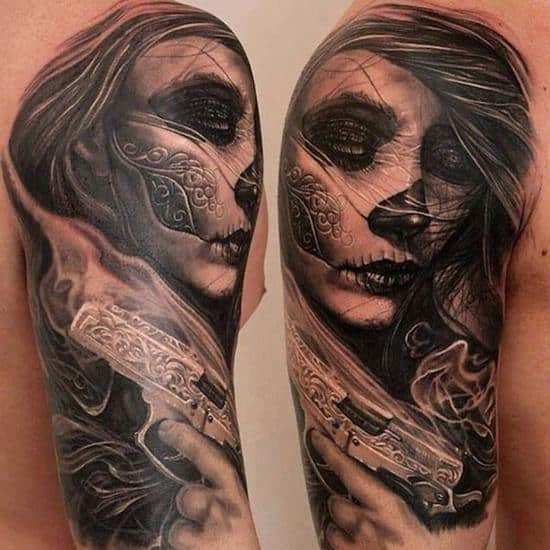 day-of-the-dead-tattoos-27