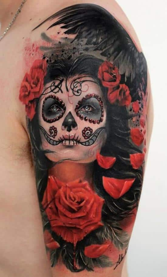 day-of-the-dead-tattoos-29