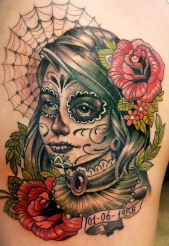 day-of-the-dead-tattoos-33