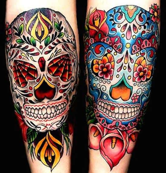 day-of-the-dead-tattoos-34