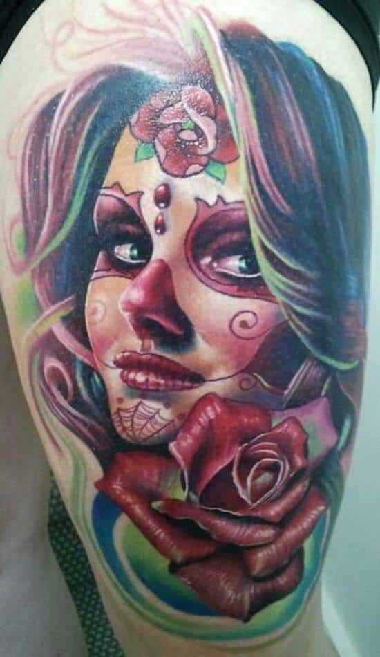 day-of-the-dead-tattoos-36