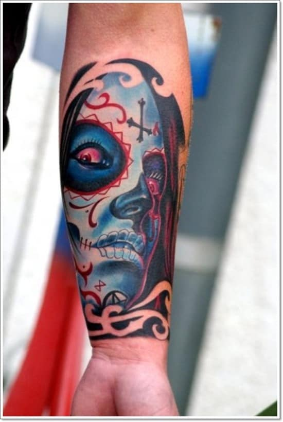 day-of-the-dead-tattoos-4