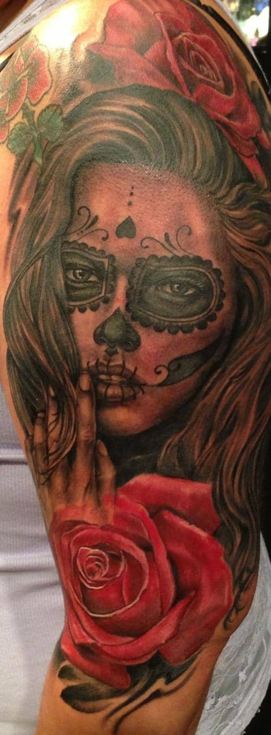 day-of-the-dead-tattoos-41