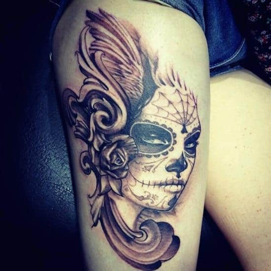 day-of-the-dead-tattoos-65