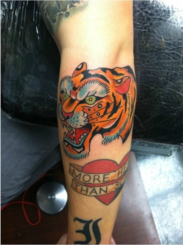 Elbow Tattoo Designs For Guys