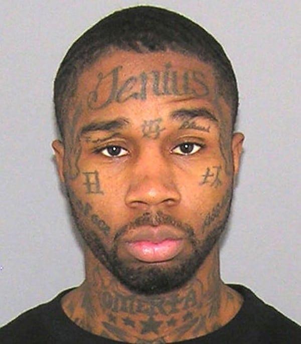 Facial Tattoo Gallery 35