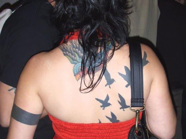 flock-of-crow