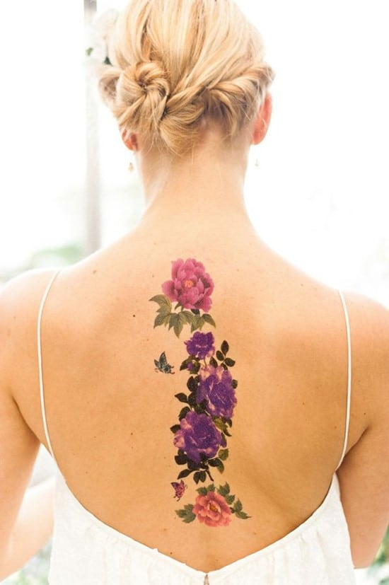 floral-tattoo