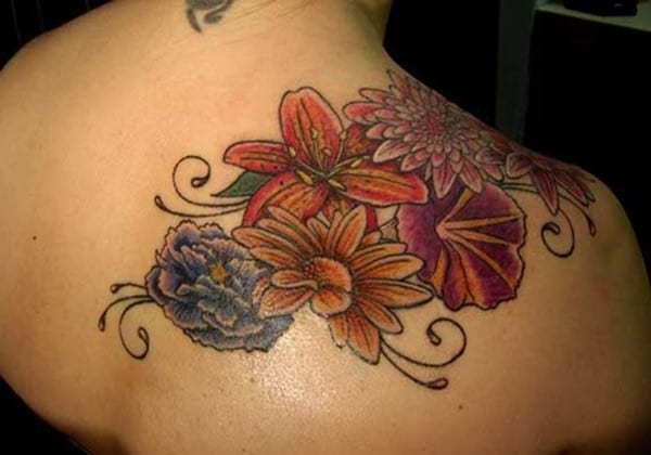 flower-tattoo-in-color