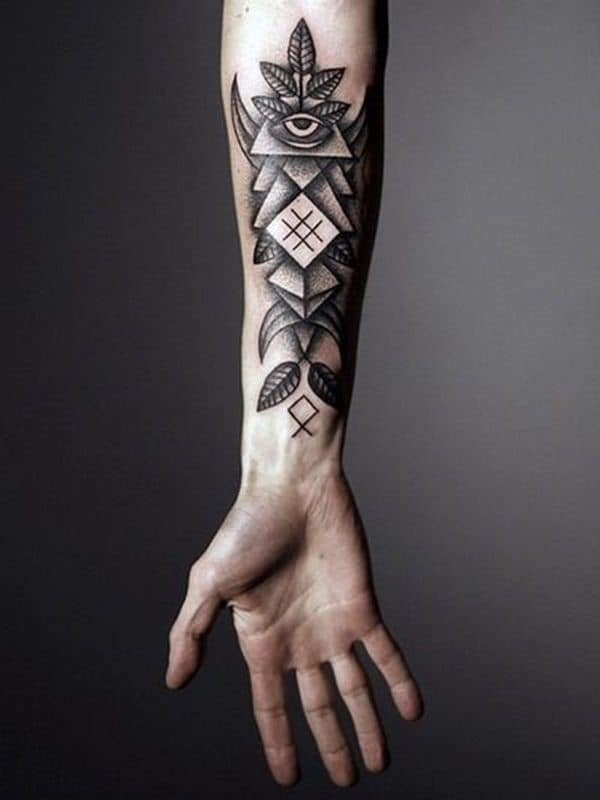 150+ Best Forearm Tattoos Ideas [2017 Collection] - Part 4