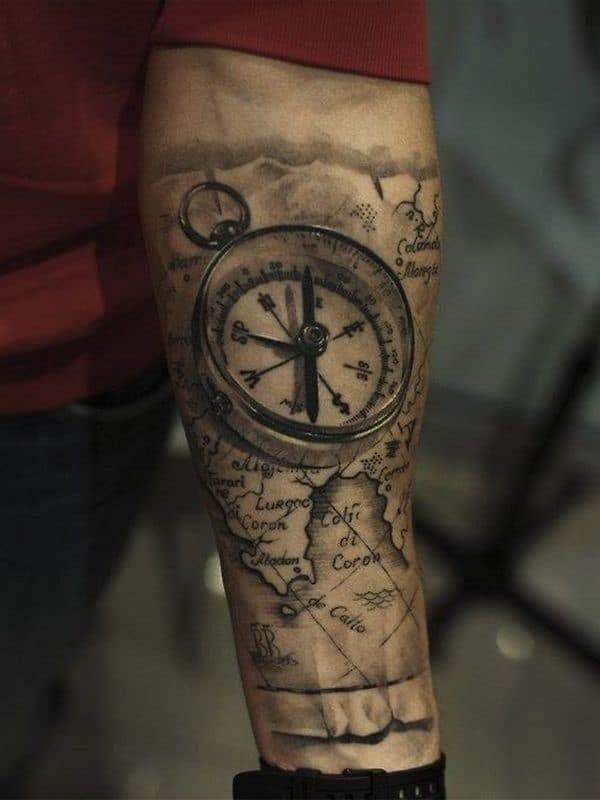 150+ Best Forearm Tattoos Ideas [2017 Collection] - Part 3