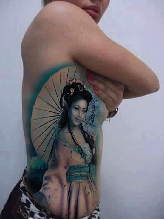geisha-tattoos-umbrella