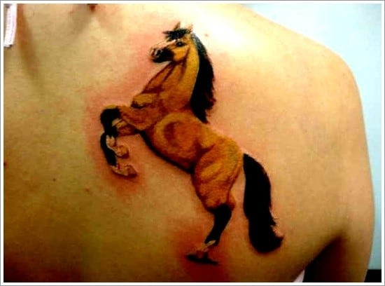 75 best horse tattoo designs and meanings 2016 collection part 3. Black Bedroom Furniture Sets. Home Design Ideas