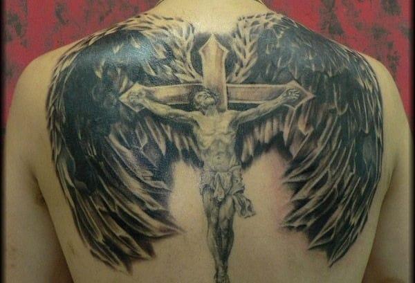 jesus-back-tattoo