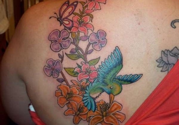 fa4db8644 100 Best Orchid Tattoos Meanings (Ultimate Guide, July 2019)