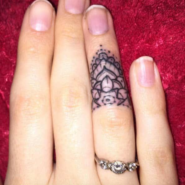Tattoo Vorlagen Finger