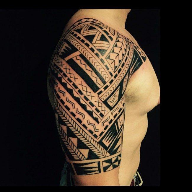 150 Maori Tattoos Meanings, History (Ultimate Guide, June