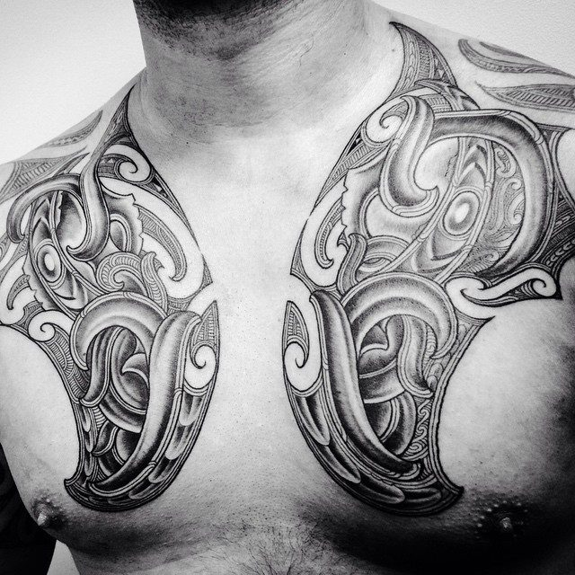 Maori Shoulder Tattoo Meanings: 150 Maori Tattoos Meanings, History (Ultimate Guide, June