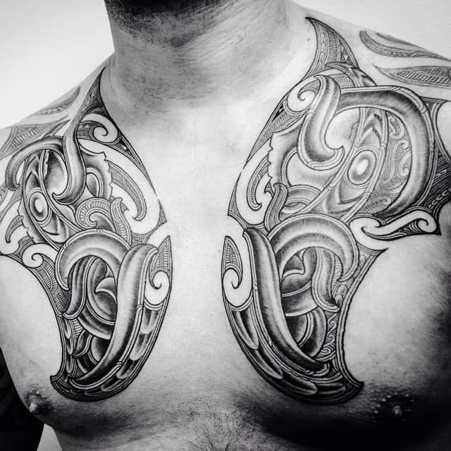 Robbie Williams Maori Tattoo Design: 150 Maori Tattoos, Meanings & History (Ultimate Guide, May