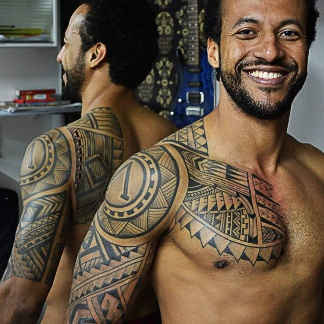 4d0afc315 150 Maori Tattoos Meanings, History (Ultimate Guide, July 2019)