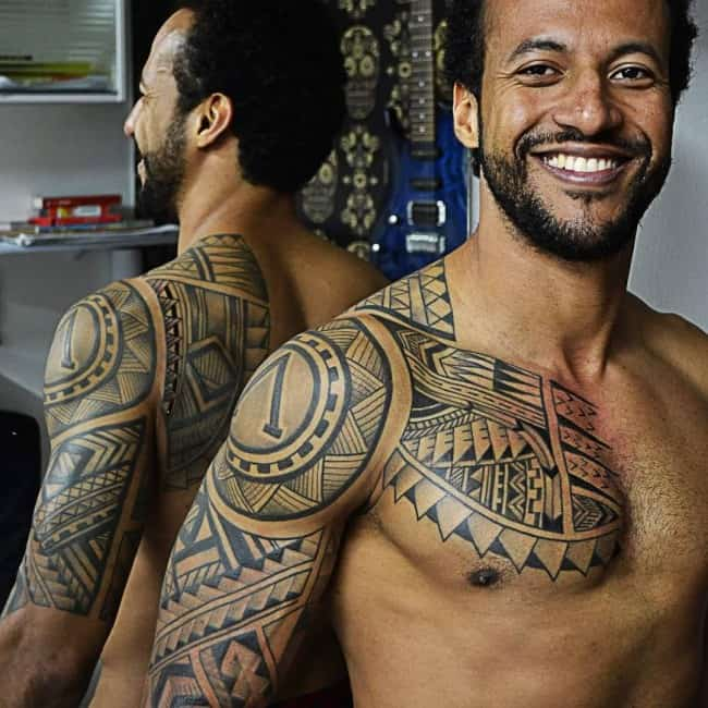 Maori Tattoo Culture: 150 Maori Tattoos, Meanings & History (Ultimate Guide, May