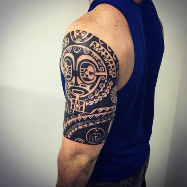 150 Most Amazing Maori Tattoos, Meanings, History (April 2018)