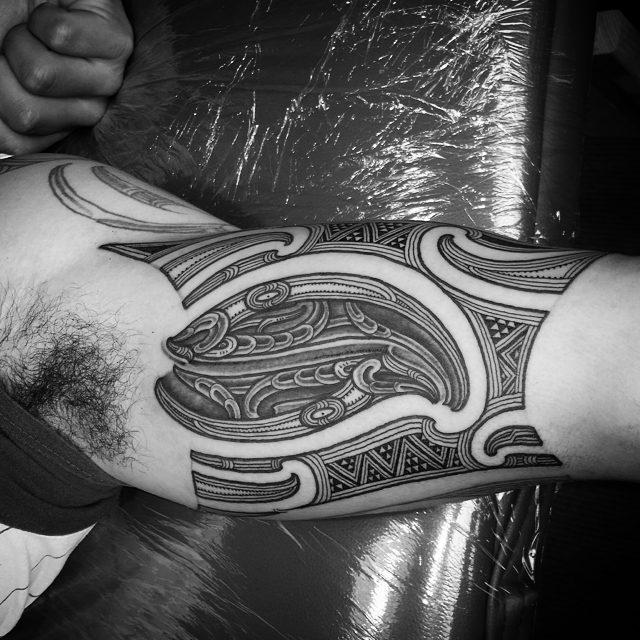 Maori Single Twist Tattoo: 150 Maori Tattoos Meanings, History (Ultimate Guide, June