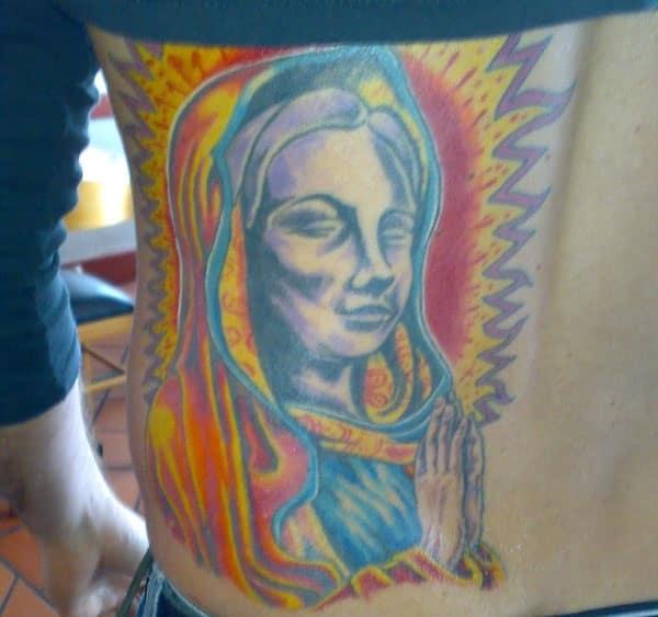 mary-tattoo