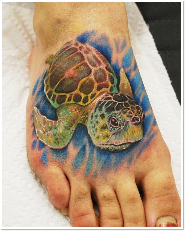 melanie_loggerhead_sea_turtle_tattoo_by_joshing88-d4rhuum