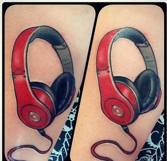 music tattoos designs ideas pictures 8