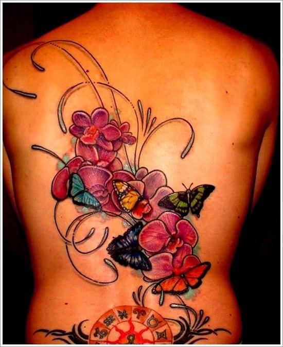 orchid-tattoo-design-17