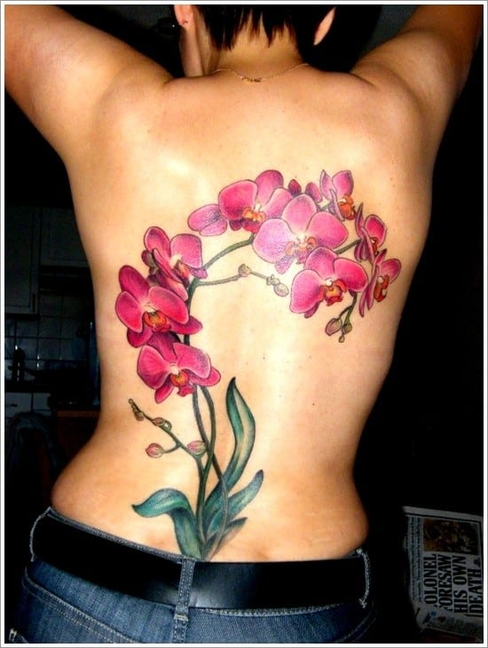 orchid-tattoo-design-20