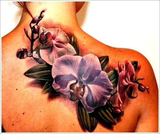 orchid-tattoo-design-23